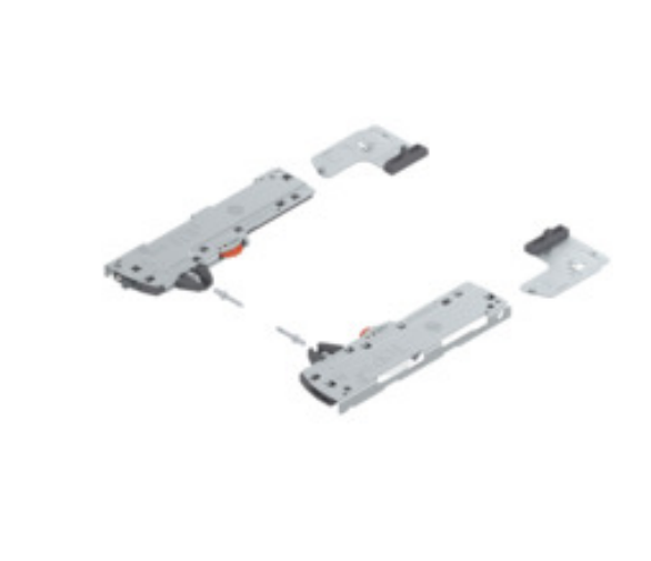 BLUM MOVENTO Tip-on Blumotion 0-20kg T60L7340